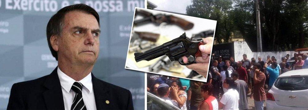 A culpa de Bolsonaro