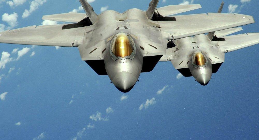 EUA preparam aviões de guerra para atacar qualquer lugar do mundo em 24 horas