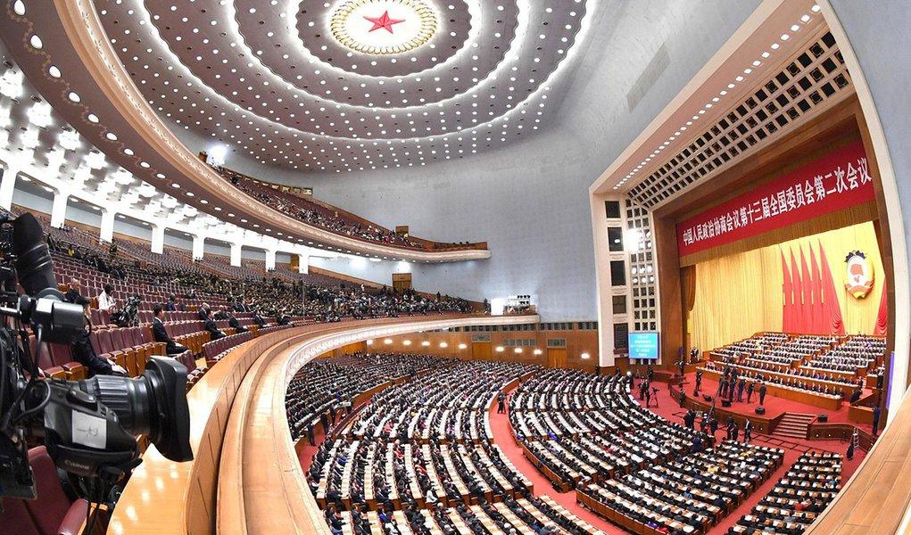 China promove democracia socialista pelo desenvolvimento nacional