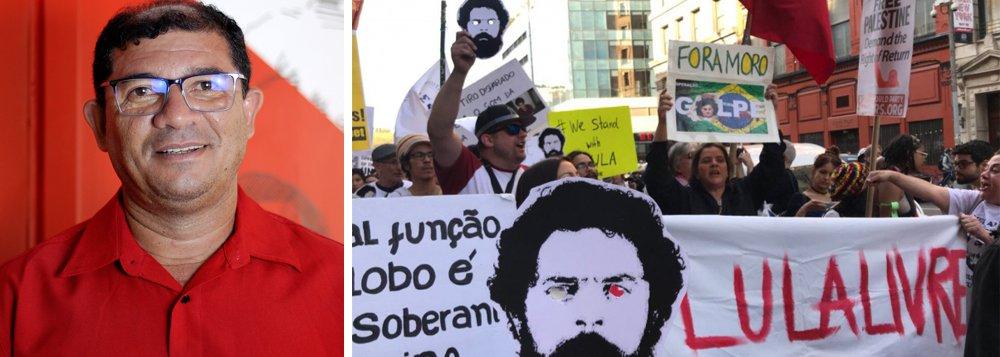 Raimundo Bonfim convoca população contra a reforma da Previdência