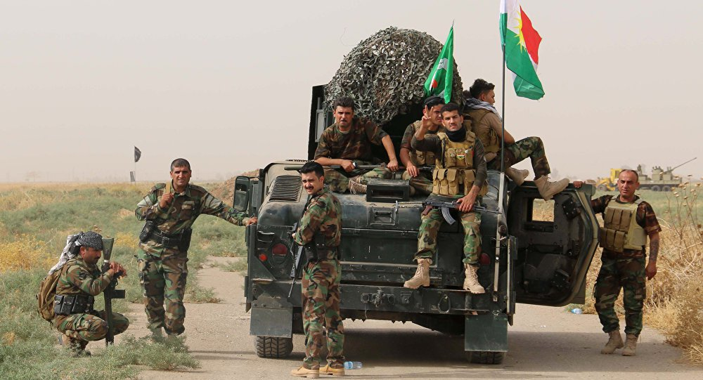 Turquia e Irã realizam ofensiva conjunta contra grupos armados curdos