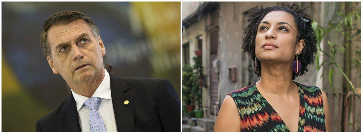 Certo Bolsonaro: quem mandou matar?