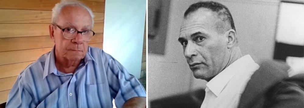 Morre Fernando Brito, dominicano preso e levado como isca, ao cerco de morte a Marighella