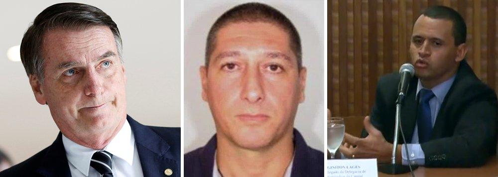 Delegado do caso Marielle: filhos de Bolsonaro e do assassino namoraram