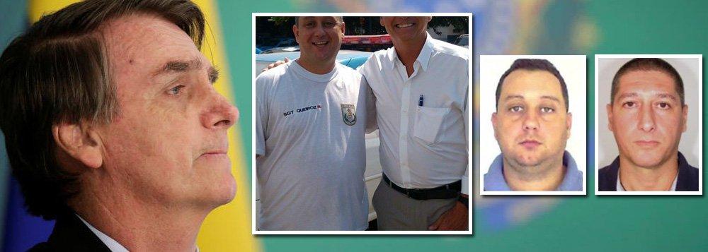 Aparece foto de Bolsonaro com um dos assassinos; ele é vizinho do outro