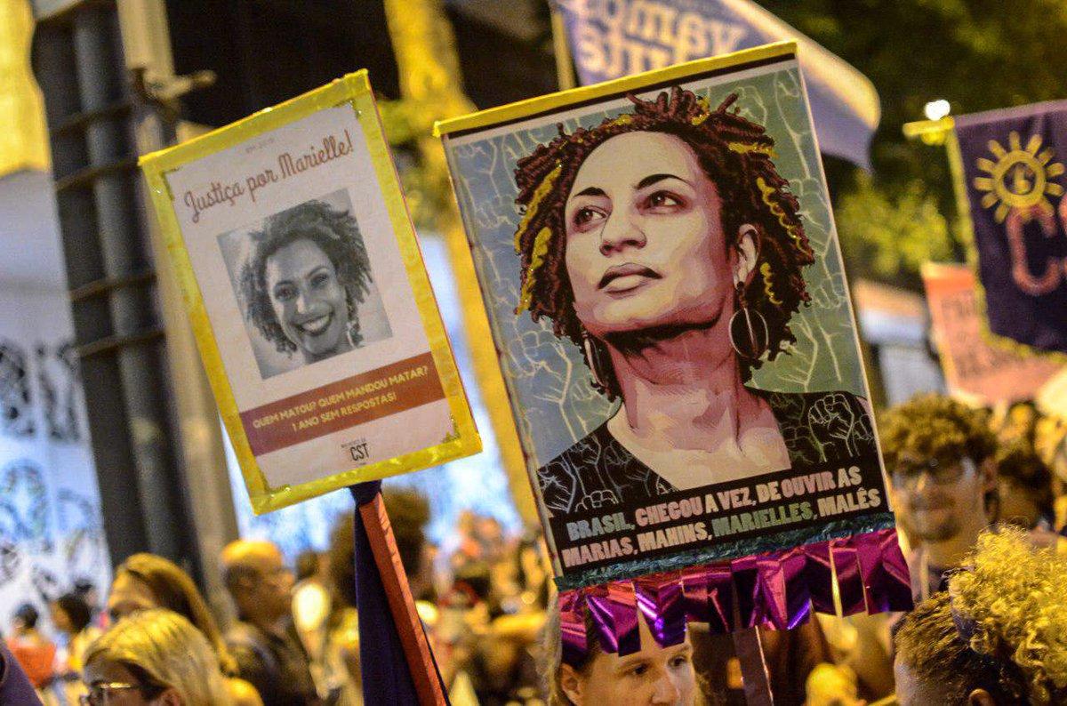 Presos PM e ex-PM acusados de serem os assassinos de Marielle; um deles mora no condomínio de Bolsonaro