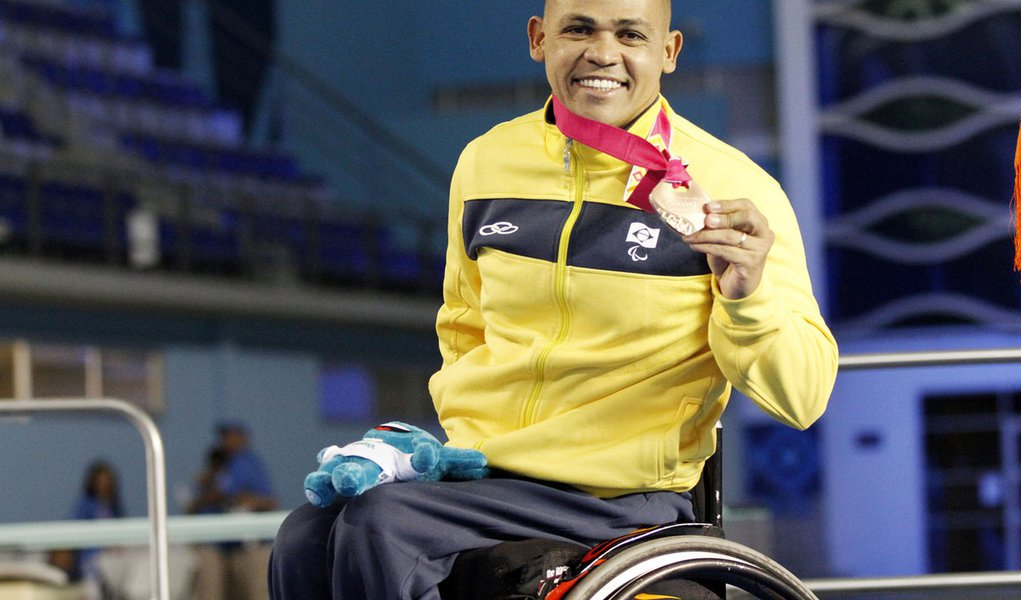 Brasil passa de 100 medalhas no Parapan