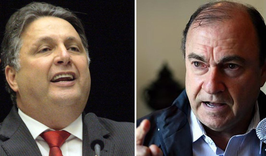 Garotinho e Maia, unidos contra a reeleição de Paes