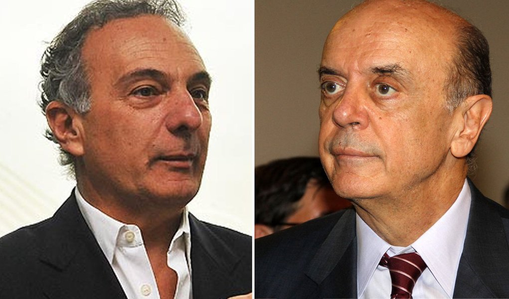 "Ricardo Trípoli ao 247: ""Posso vencer Serra"""