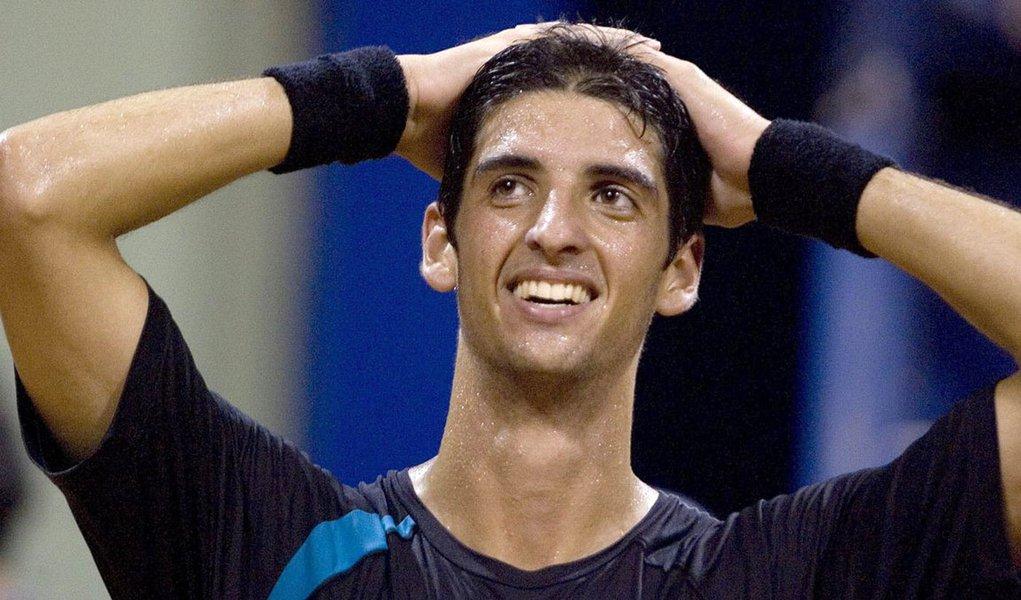 Bellucci despenca para o 49.º lugar no ranking da ATP