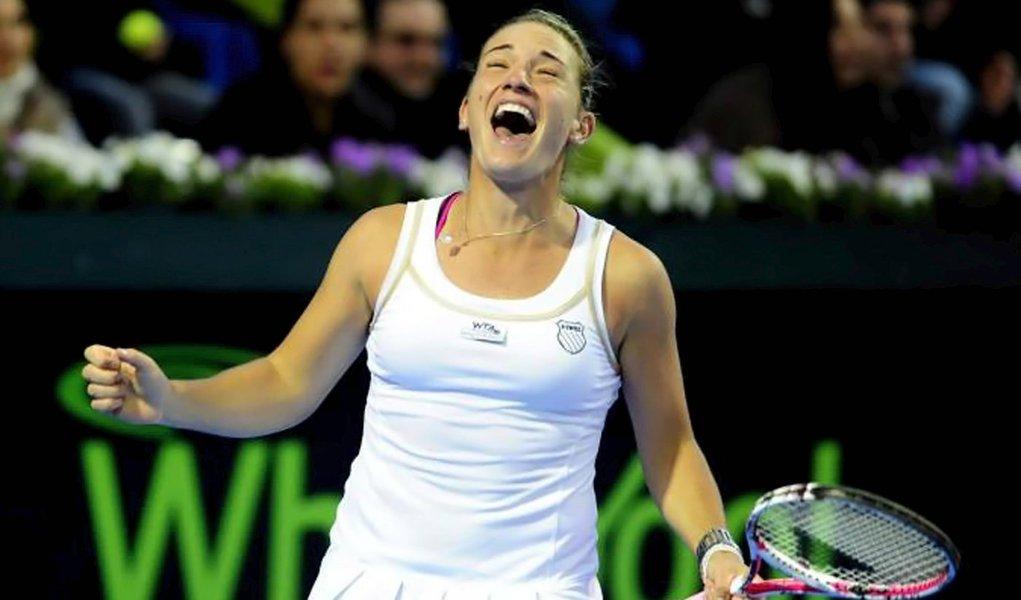 Tenista húngara fatura título do Torneio de Monterrey