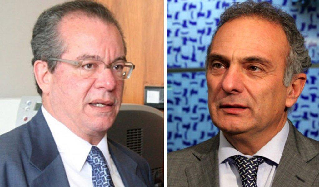 José Aníbal e Ricardo Trípoli não darão trégua à Serra
