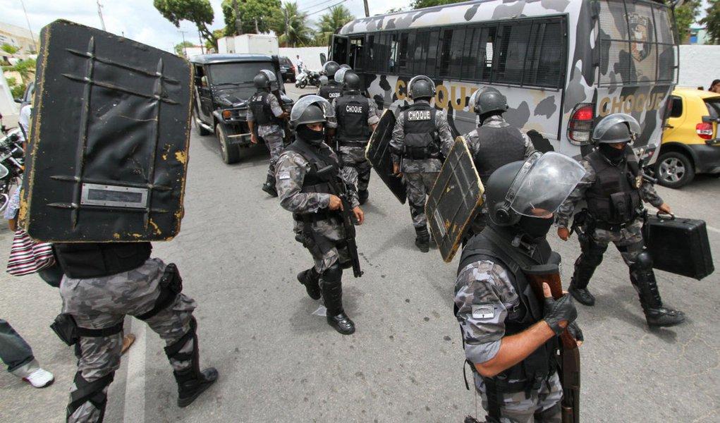 Princípio de rebelião deixa dois mortos em presídio no Recife