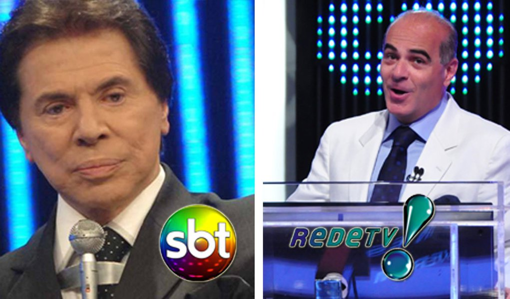 Crises batem às portas da RedeTV!,  SBT e Record