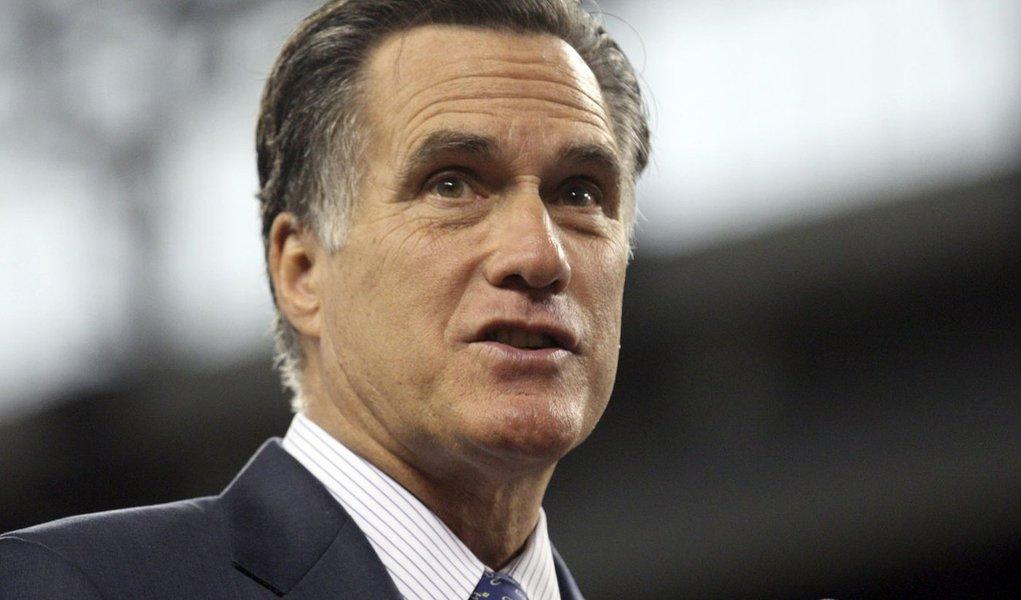 Republicano favorito, Romney enfrenta maior desafio na terça