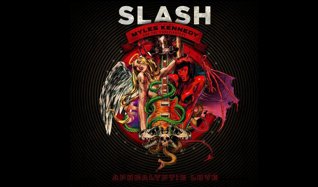 "Slash mostra mais bastidores de ""Apocalyptic Love"""