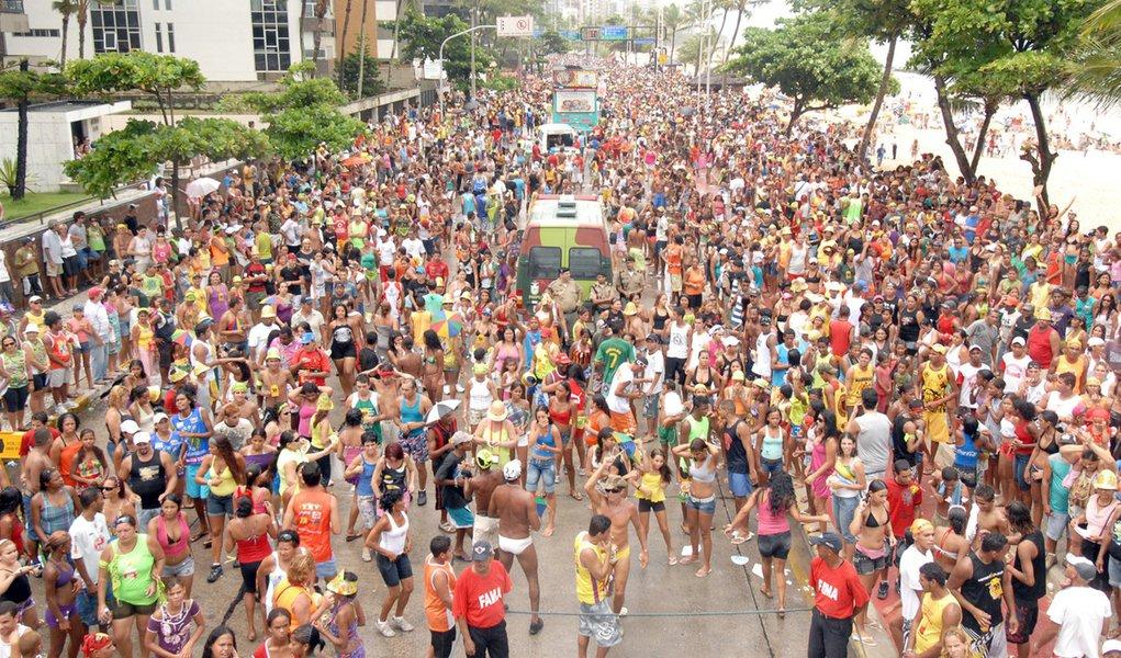 O Carnaval ainda não acabou no Recife