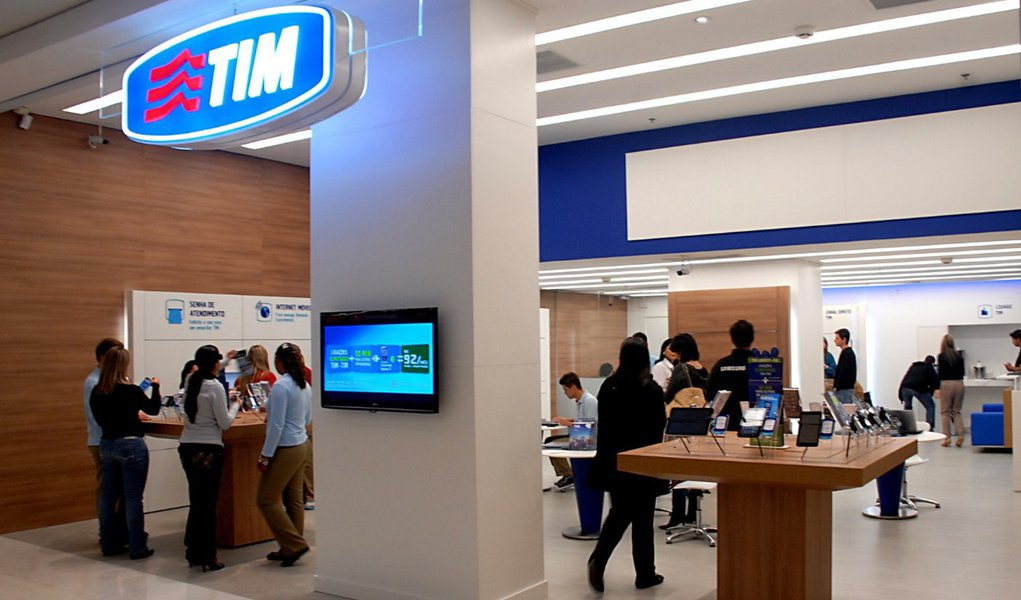 TIM promete investimento de R$ 250 milhões