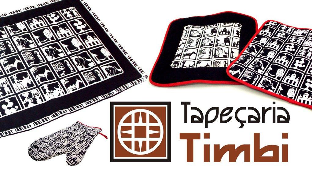 De artesãs a empresárias da tapeçaria