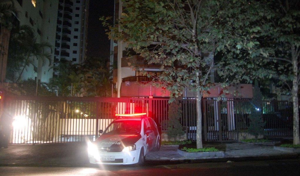 Quadrilha faz arrastão em prédio no Itaim Bibi