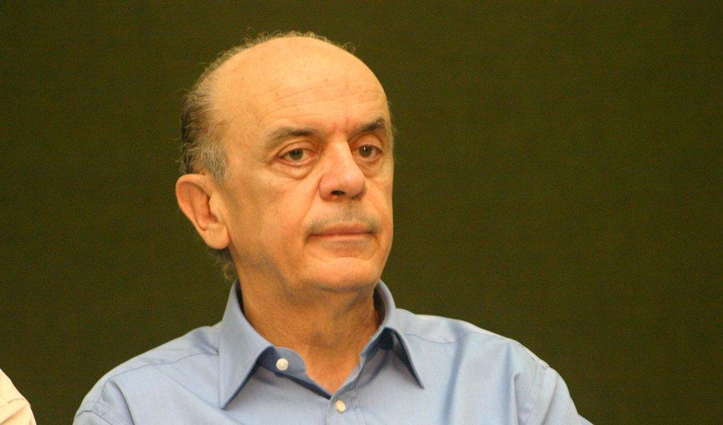 Serra: primeira privatização do PT foi entrega de petróleo a Eike