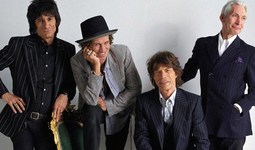 Rolling Stones projetam turnê