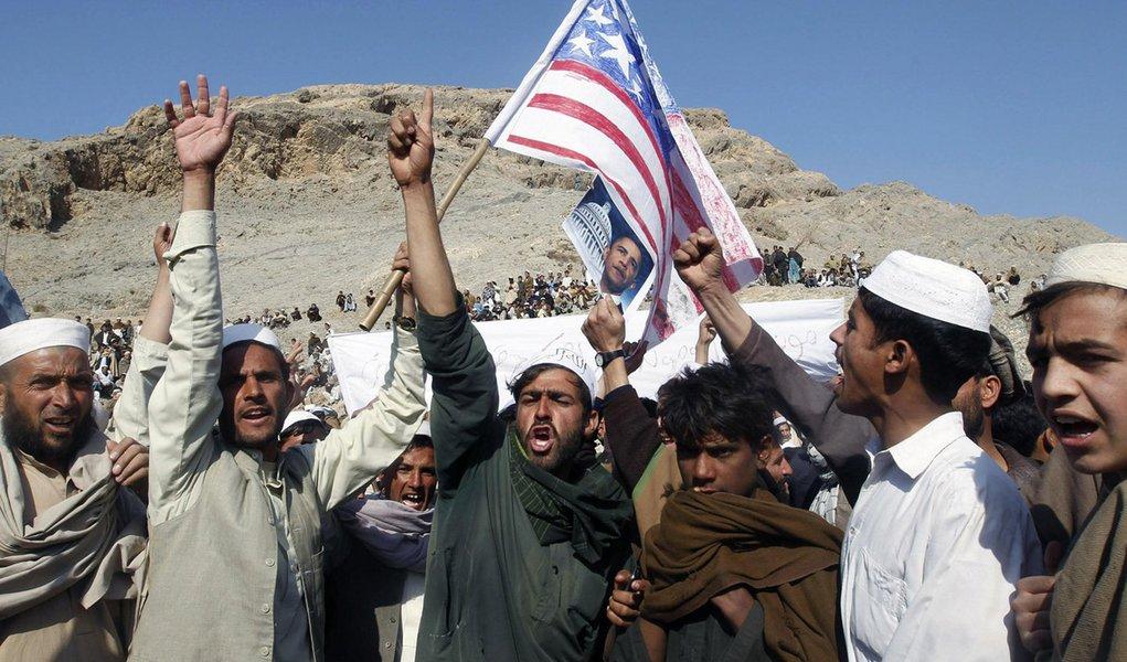 Afegãos entram no quarto dia de protestos contra os EUA