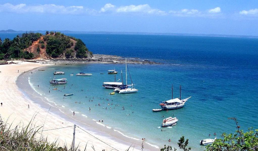 Bahia investe R$ 85 milhões em turismo náutico