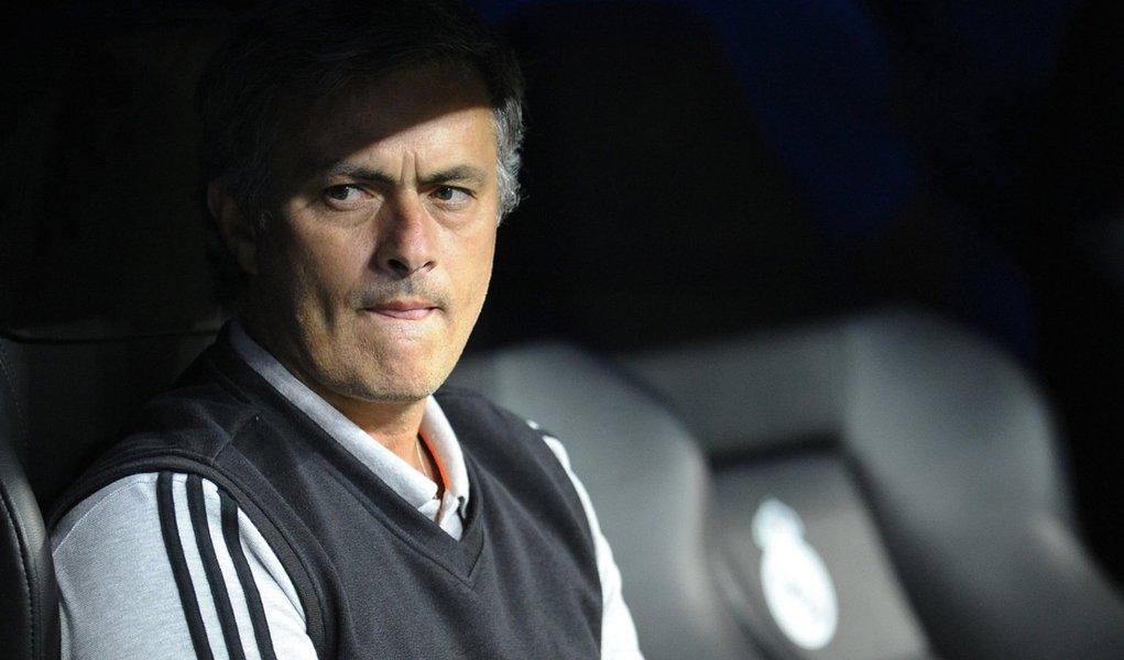 Mourinho se irrita com Neymar