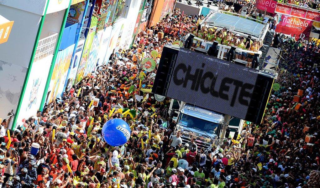 Cai número de ocorrências no carnaval de Salvador