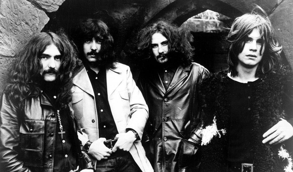 Black Sabbath volta à ativa com formação original