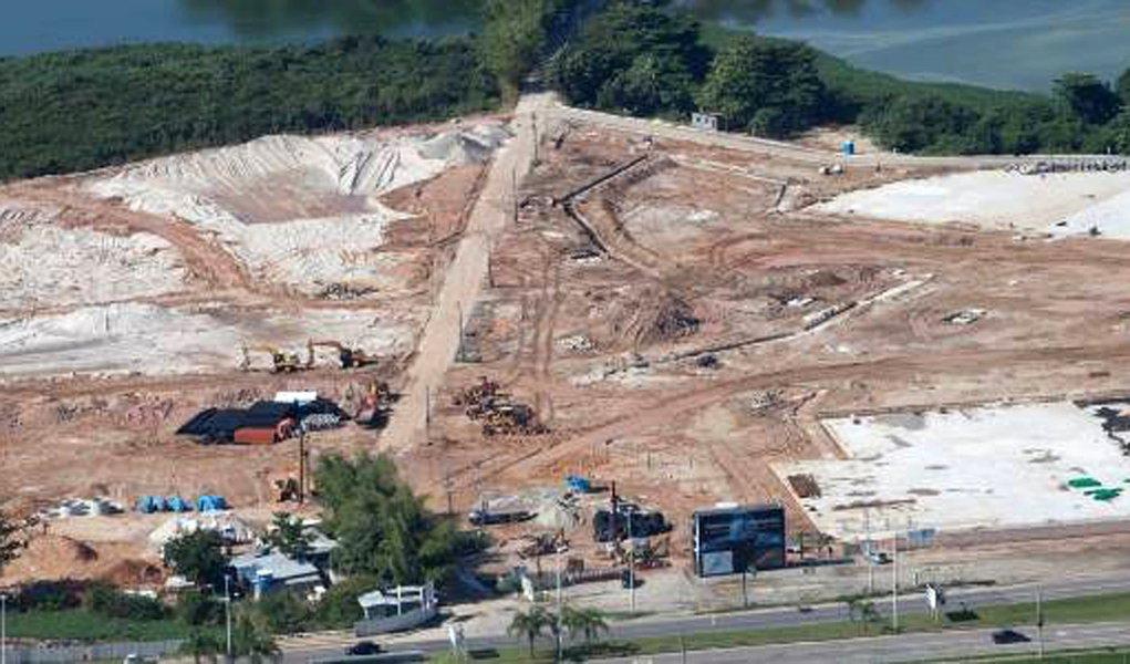 Obras do Parque Olímpico no Rio terão menor custo
