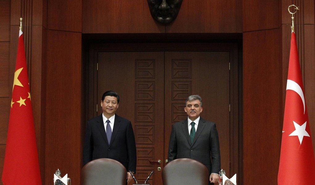 China assina acordo de swap de moeda com a Turquia