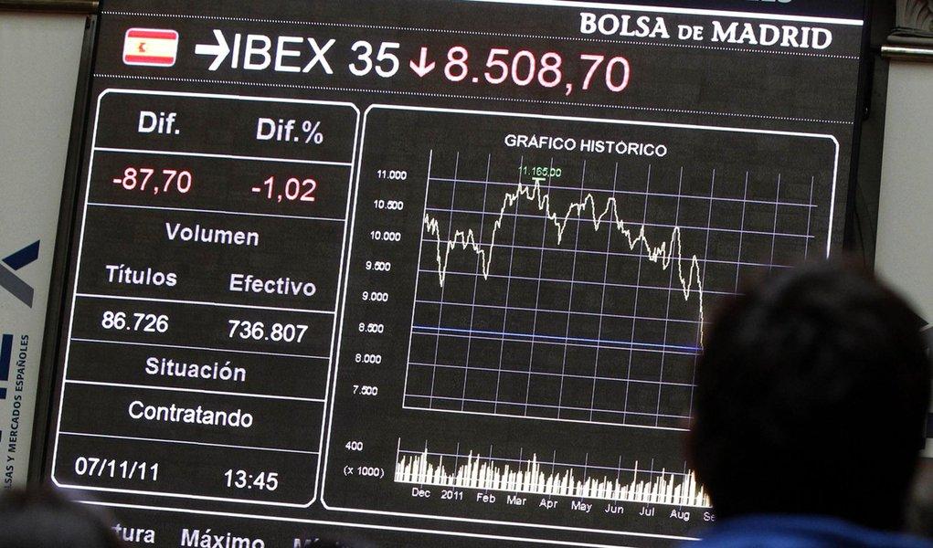 Lucro do grupo espanhol Telefónica caiu 69,1%