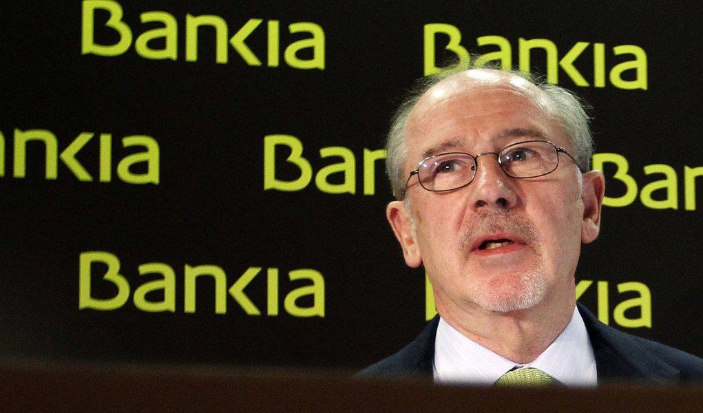 Ex-chefe do FMI vira inimigo público número 1 na Espanha