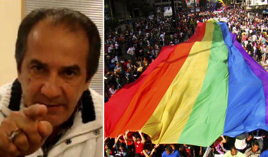 Pastor pode virar réu por incitar ódio aos gays