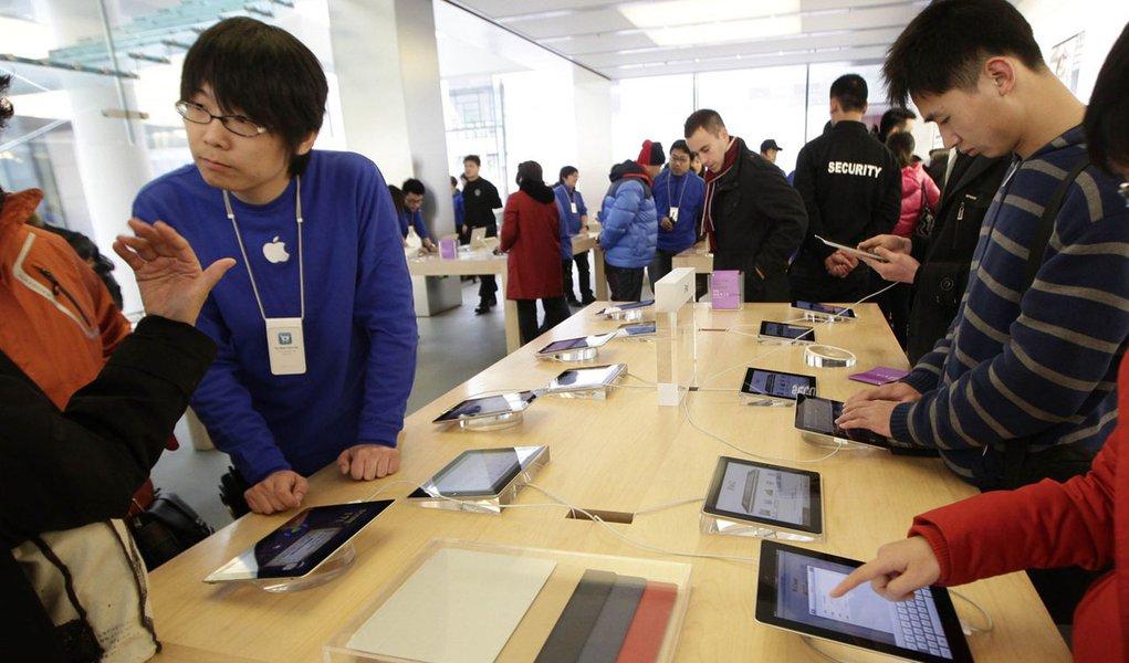 Tribunal da China ordena suspensão da venda do iPad