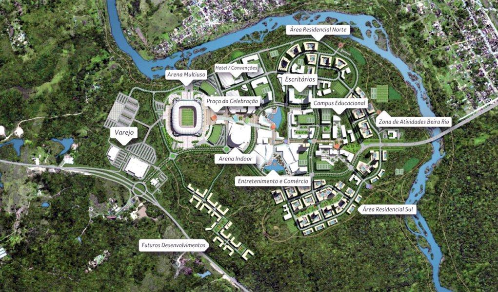 Cidade da Copa poderá ter Campus da Universidade de Pernambuco