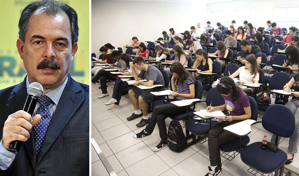 Enem mobiliza 1.965.628 estudantes em todo Brasil