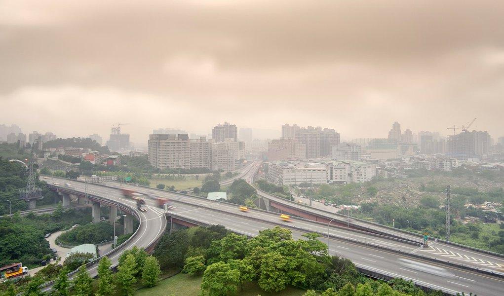 Emissão global de CO2 aumentará 20% até 2035