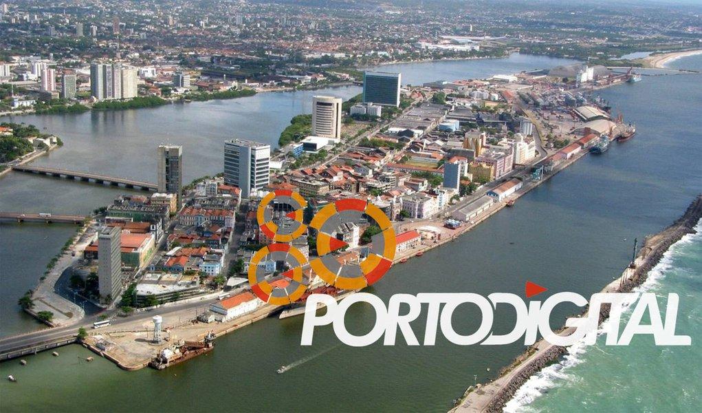 Porto Digital pode criar 20 mil empregos até 2020
