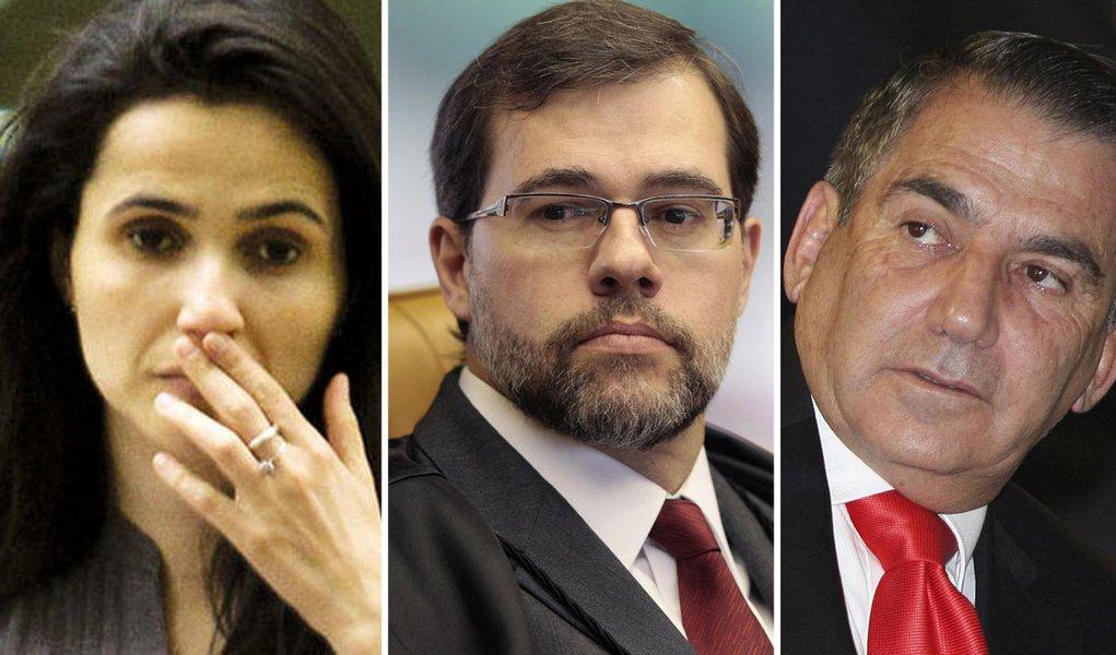 Vídeos da advogada-bomba já no ministério da Justiça