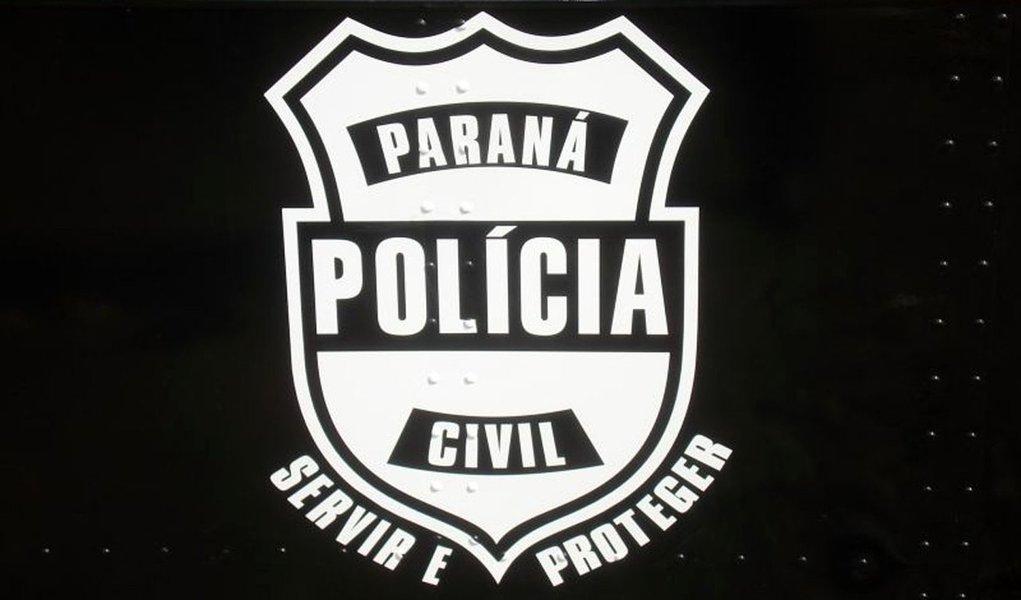 Greve de policiais paranenses é ilegal, diz Justiça