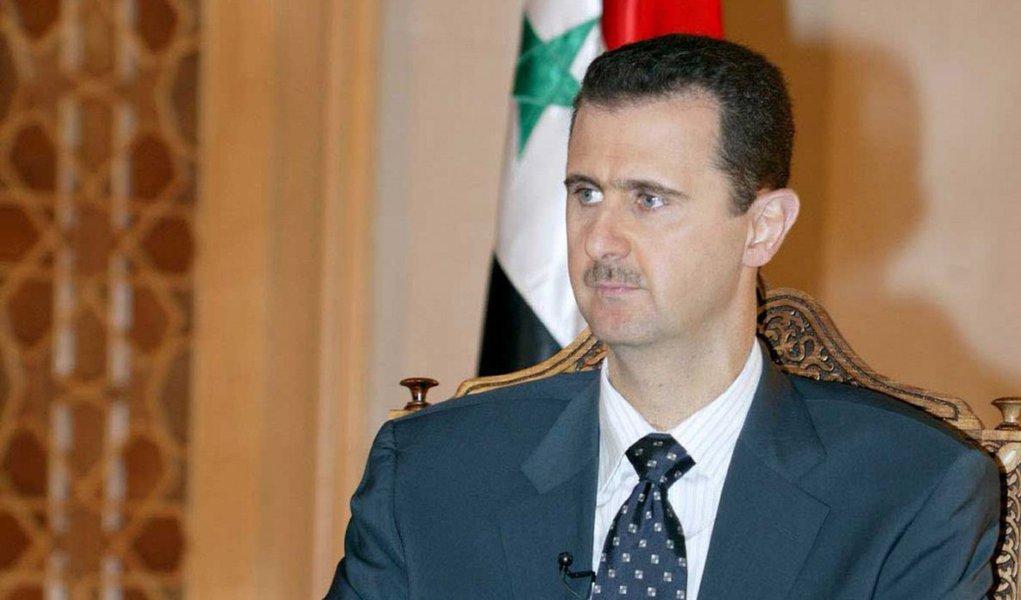 """Assad condiciona trégua ao """"fim do terrorismo"""""""