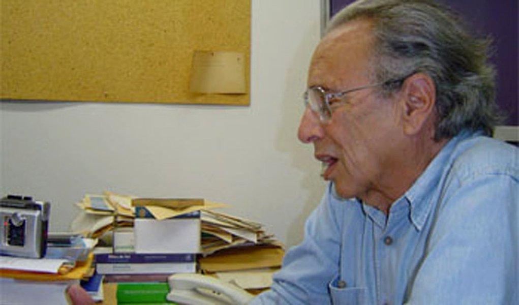 Janio de Freitas dá uma aula de humildade