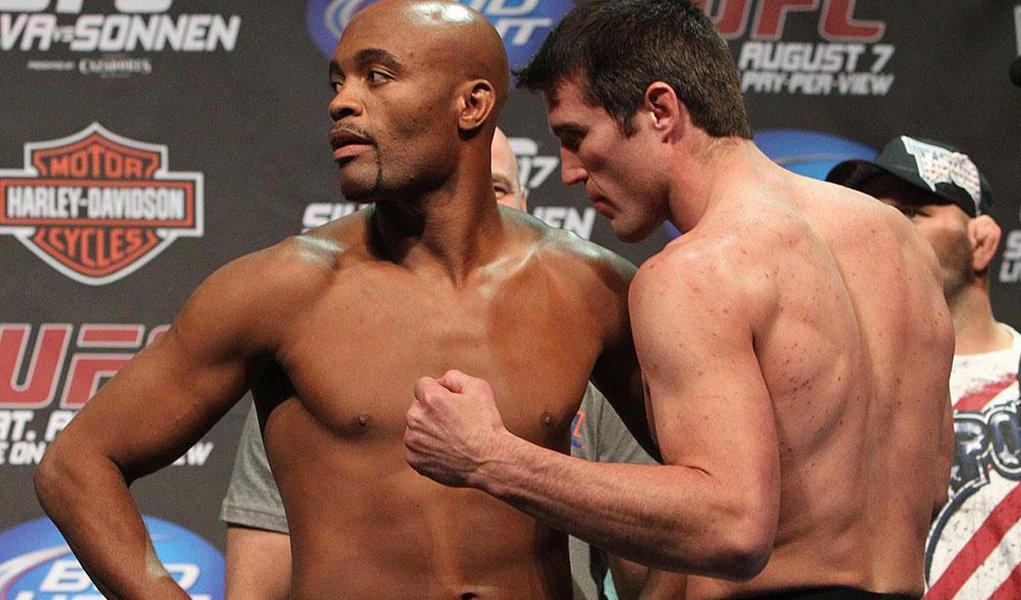 Anderson Silva x Chael Sonnen: luta confirmada