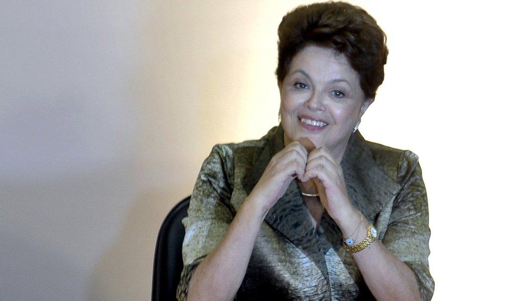 """Dilma sobre Lupi: """"passado simplesmente passou"""""""