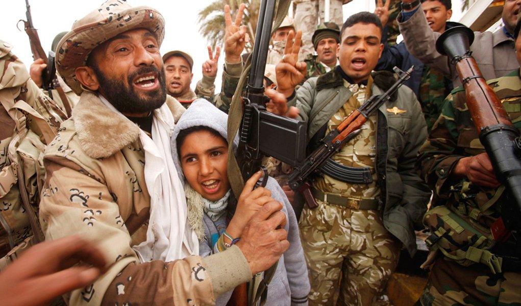 """Líbia é """"terra sem lei"""", diz Anistia"""