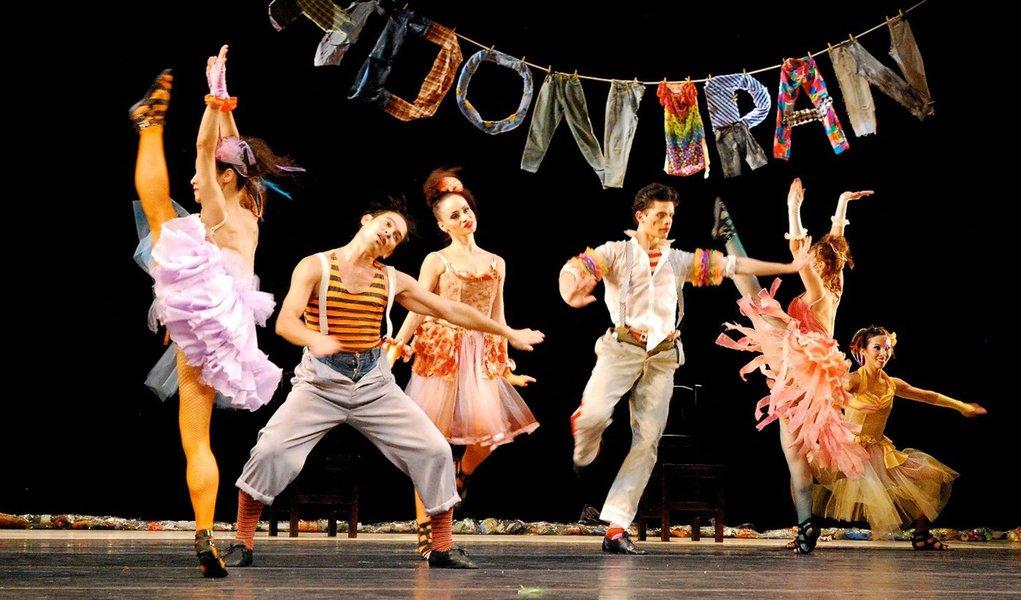 Ballet Stagium ganha mostra sobre os 40 anos do grupo