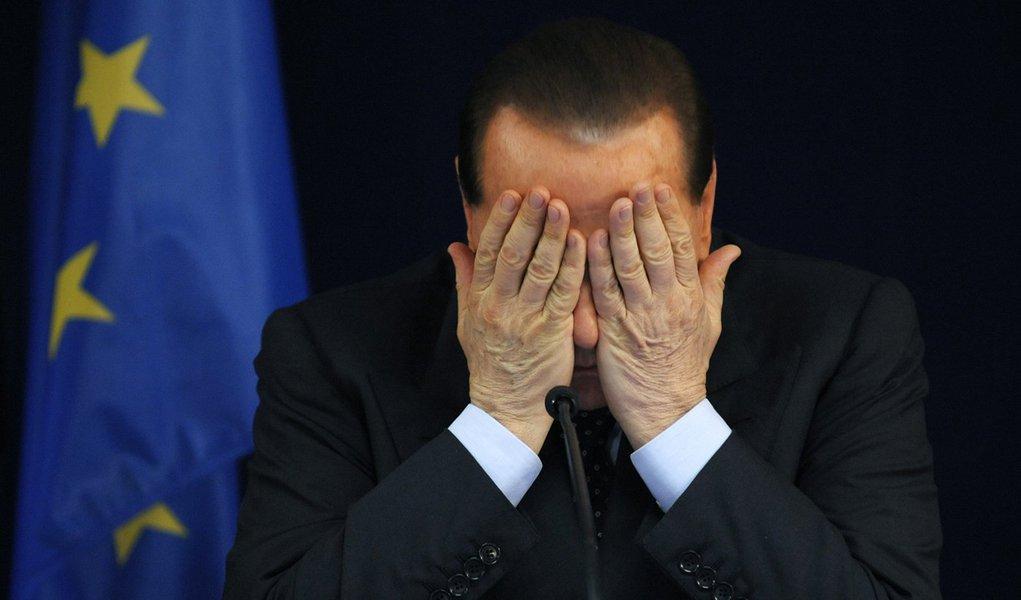 Mercado coloca Itália contra a parede